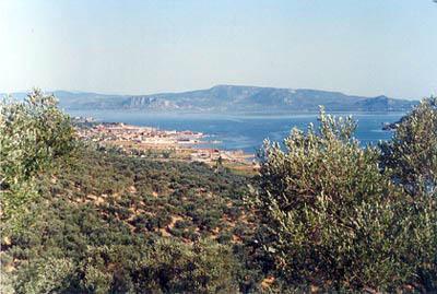 Le village de Perama