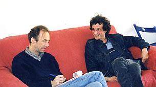 Frédéric Tavernier Vellas interviewé par Athanassios Evanghelou
