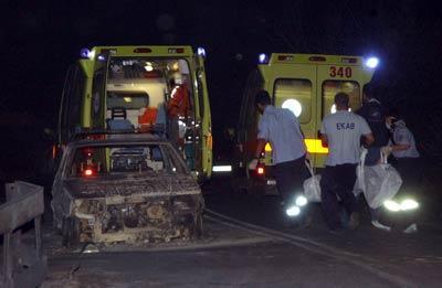 La nuit du vendredi au samedi était traversée par le son des sirènes des pompiers auxquelles s'ajoutent désormais celles des ambulanciers