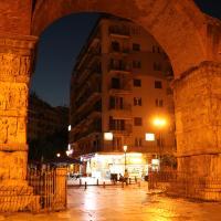 L'arc de Galère (Kamara)