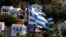 La dette d'Athènes pourrait atteindre 200% de son PIB dans les deux prochaines années. Crédits photo : © Cathal McNaughton / Reuters/REUTERS