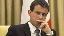 Manuel Valls, le 23 mai dernier. Crédits photo : Sebastian Scheiner/AP