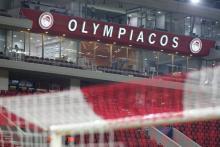 L'Olympiakos estime que le championnat est truqué. (Y. Halas/PRESSE SPORTS)