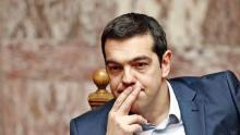 Alexis Tsipras. Crédits photo : ALKIS KONSTANTINIDIS/REUTERS