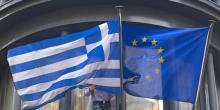 """Georges Stathakis, le ministre grec de l'économie estime que """"la pénurie de liquidités bancaires se résorbera dès que nous aurons convenu d'un accord avec nos partenaires européens""""."""