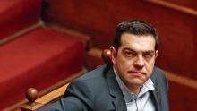 Pour 59% des Grecs, selon un sondage réalisé par l'institut Public Issue, le gouvernement ne doit pas céder plus dans les négociations. Crédits photo : © Alkis Konstantinidis / Reuter/REUTERS