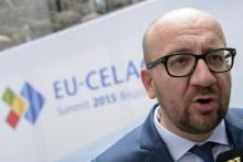 Charles Michel, à Bruxelles pour le sommet UE-Celac. ©Photo News