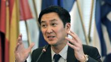 L'ancien député européen Liêm Hoang-Ngoc. Crédits photo : LOUISA GOULIAMAKI/AFP