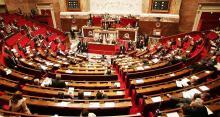 L'Assemblée nationale doit se prononcer cet après-midi vers 17h45 sur l'accord conclu par la Grèce avec ses créanciers - AFP PHOTO PASCAL PAVANI