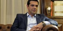 Démissionnaire, le premier ministre grec Alexis Tsipras a convoqué des élections le 20 septembre (Crédits : ALKIS KONSTANTINIDIS)