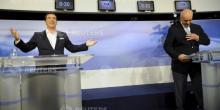 Alexis Tsipras et Evangelos Meimarakis sont d'accord pour appliquer le mémorandum. (Crédits : Reuters)