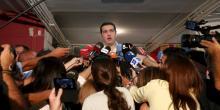 Alexis Tsipras pourrait redevenir premier ministre. (Crédits : ALKIS KONSTANTINIDIS)