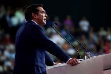Alexis Tsipras. Image: AFP