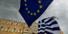 Le salaire minimum des travailleurs grecs est ainsi passé de 794 euros à 683 euros entre 2008 et 2017. (Crédits : Reuters Yannis Behrakis)