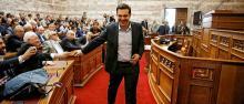 Le Premier ministre grec Alexis Tsipras. © X03368 / REUTERS