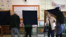 Les Chypriotes grecs votent pour l'élection présidentielle le 28 janvier 2018