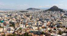 Dans le cas où la croissance de la Grèce replongerait dans le rouge, les quatre plus grandes banques du pays verraient leurs fonds propres les plus solides fondre de 15,5milliards d'euros. - Shutterstock