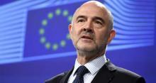 Le Commissaire européen juge que ce n'est pas l'austérité imposée à la Grèce qui a créé la crise, mais bien une immense fragilité du pays qui a tout déclenché. - JOHN THYS / AFP