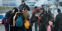 Angela Merkel doit affronter une crise sur la question migratoire au sein même de sa coalition.@ Armin Weigel / dpa / AFP