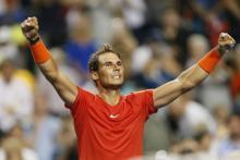 Rafael Nadal s'est de nouveau imposé à Toronto. (Reuters)