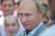 Sur le cas macédonien, le Kremlin ne cache pas sa mauvaise humeur et laisse planer la menace. Image: EPA