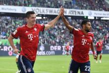 Lewandowski et Gnabry sont titulaires. (Presse Sports)