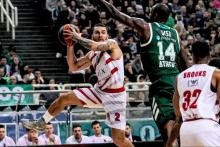 Mike James a inscrit 12 points. (Euroleague)