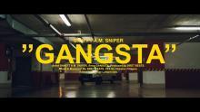 SNIK - GANGSTA - ft. A.M. SNiPER (Prod. By Bret Beats)