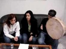 mayro geraki (blackhawk) from drama - katerina kai vasiliki