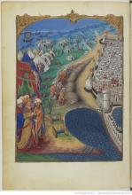 Le siège de Rhodes (c) BNF