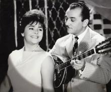 Manolis Chiotis et Mairi Linda