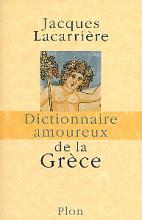 Lacarriere J dictionnaire amoureux f
