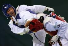 nikolaidis taekwondo