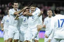 football grece