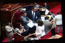 parlement falcificat