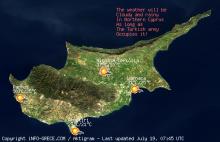 chypre meteo igr