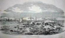 1850 : blocus du port du Pirée par les flotes française et anglaise