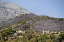 incendies samos