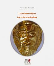 La Grèce des origines : Entre rêve et archéologie (affiche)