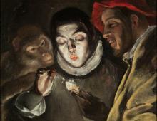 Fable, El Greco - 1580