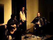 Retro Greek Music : Nick Prosilias, Eleni Nasiou, Dimos Vougioukas