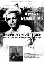 Concert Sotiria - Hommage à Manos Loïzos