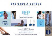 Un été grec à Genève