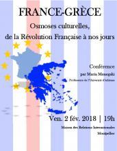De la Révolution française à nos jours par Maria Menegaki