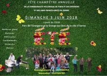 La fête annuelle des Grecs d'Île-de-France