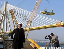 Sous le casque... notre reporter, Alexia Kefalas