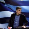 Euclide Tsakalotos, ministre grec des Finances. (Crédits : Reuters)