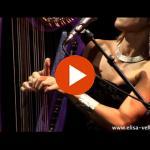 """Elisa Vellia trio : """"Myrtia"""". live in Arles. oct 2009"""
