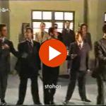 Lakis Lazopoulos&Dionisis Tsaknis Foreas(Video clip)Greek 90's