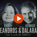 Vicky Leandros & George Dalaras together on stage 2019